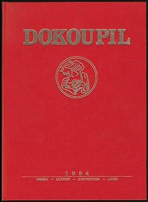 Dokoupil. Arbeiten / Travaux / Works. 1981: Dokoupil, Jiri Georg];
