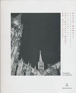 Koken Nomura. 36 Ansichten des Kölner Doms. 36 Views of Cologne Cathedral. Herausgegeben von ...