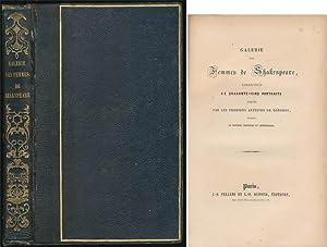 Galerie des Femmes de Shakespeare, collection de: O'Sullivan, D.; Villemain,