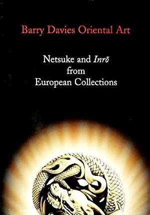 Barry Davies. Oriental Art. Netsuke and Inro from European Collections.