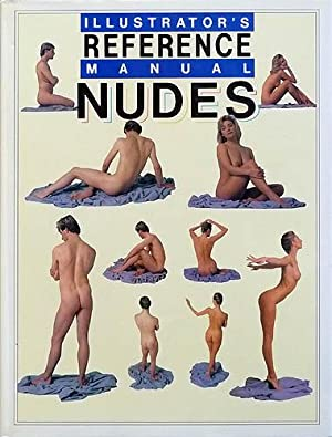 Illustrator's Reference Manual: Nudes.: Hince, Peter; MacEachern,