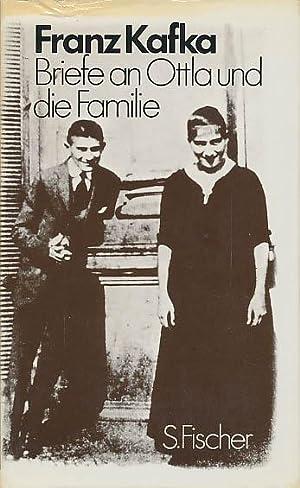 Briefe an Ottla und die Familie. Herausgegeben: Kafka, Franz; Binder,