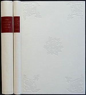 Der Hedwigs-Codex von 1353. 2 Bände (komplett).: Braunfels, Wolfgang [Hrsg.]: