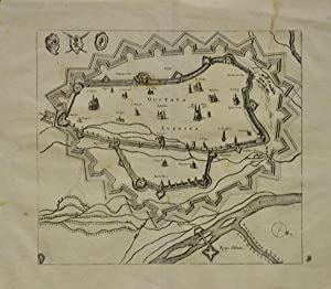 Gustaua Augusta. [Augsburg]. [Original-Kupferstich / original copper engraving].