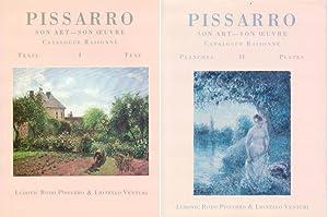 Camille Pissarro. Son art - son oeuvre.: Pissarro, Camille]; Pissarro,