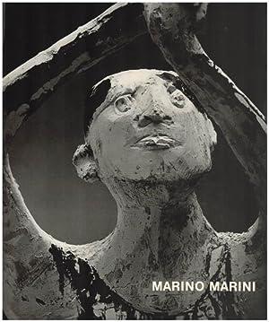 Marino Marini - Plastik. Ein Bildband von: Marini, Marino; Lederer,