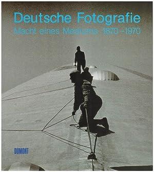 Deutsche Fotografie. Macht eines Mediums 1870 -: Albus, Volker; Honnef,