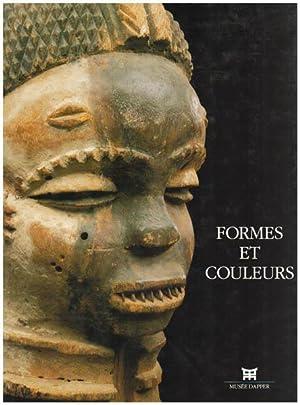 Formes et couleurs. Sculptures de l'Afrique Noire.: Falgayrettes-Leveau, Christiane; Stéphan,