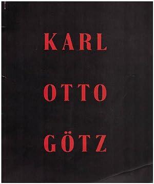 Karl Otto Götz. Testi di Will Grohmann,: Götz, Karl Otto: