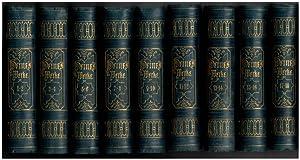 Heinrich Heine's sämmtliche Werke (12 Bände in: Heine, Heinrich: