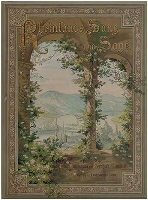 Rheinlands Sang und Sage. Die schönsten Rheinlieder: Rittershaus, Emil und