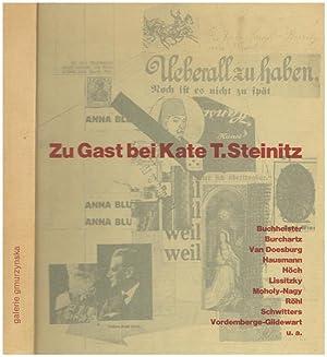 Das Gästebuch von Kate T. Steinitz. The: Krüger, Werner [Hrsg.]: