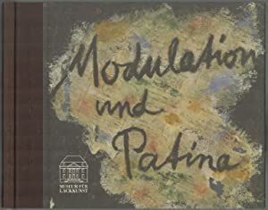 Modulation und Patina. Willi Baumeister, Oskar Schlemmer: Dern, Alexandra: