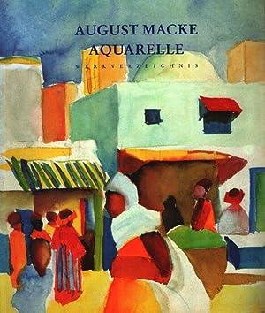 Aquarelle. Werkverzeichnis.: Macke, August; Heiderich,
