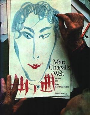 Marc Chagalls Welt. Photos: Izis Bidermanas. Text: Chagall, Marc]; Bidermanas,