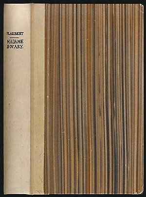Madame Bovary. Deutsch von Alfred Wolfenstein. Illustriert: Flaubert, Gustave –