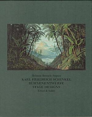 Bühnenentwürfe. Stage designs. 2 Bände (= komplett).: Schinkel, Karl Friedrich: