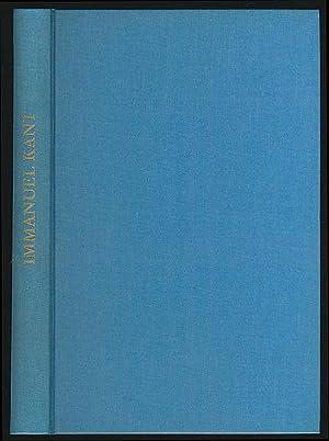 Immanuel Kant. Sein Leben in Darstellungen von: Kant, Immanuel –