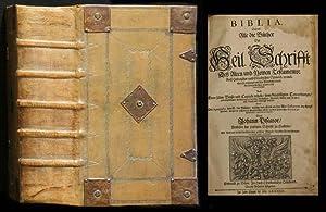 biblia - Erstausgabe - AbeBooks