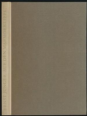 Auf den Marmorklippen. Mit 10 Radierungen von: Jünger, Ernst; Fronius,