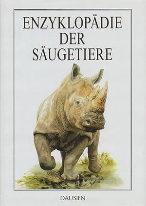 Enzyklopädie der Säugetiere. Illustrationen von J. Knotek: Gaisler, Jirí und
