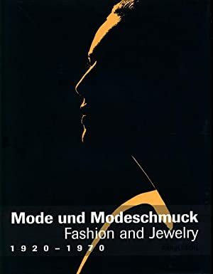 Mode und Modeschmuck 1920 - 1970 in Deutschland. Fashion and jewelry 1920 - 1970 in Germany.