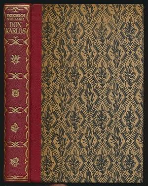 Friedrich Schiller - Don Karlos or Don