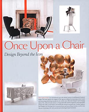 Once upon a chair. Design beyond the icon.
