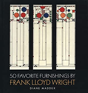 50 favorite furnishings by Frank Lloyd Wright.