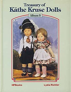 Treasury of Käthe Kruse Dolls. Album 3.