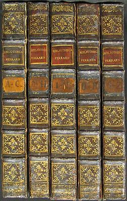Bibliotheca Canonica, Juridica, Moralis, Theologica nec non: Ferraris, F. Lucio: