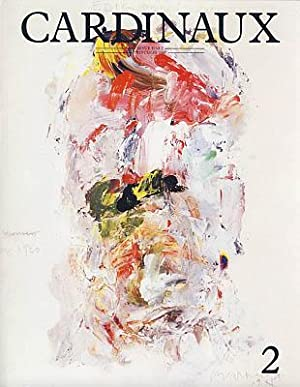 Cardinaux. 2. Revue d'Art. Printemps 1987. Redacteur: Maeght, Adrien (Hrsg.):