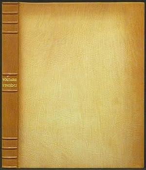 L'Ingenu. Illustrations de Berthomme Saint-Andre.: Voltaire [d. i.