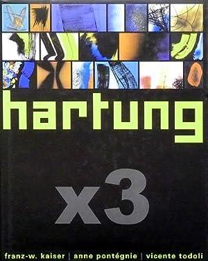 Hartung x 3.: Hartung, Hans]; Kaiser,