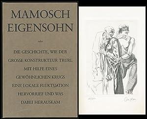 Mamosch Eigensohn oder Die Geschichte, wie der: Czaschka, Jürgen]; Lem,