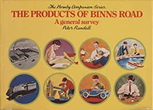 The Products of Binns Road. A general survey.