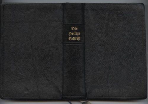 Die heilige Schrift nach der deutschen Übersetzung: Luther, Dr. Martin