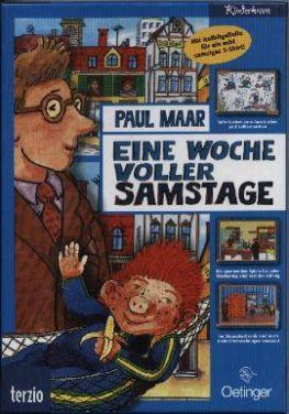 Eine Woche voller Samstage. CD-ROM für PC/MAC.: Maar, Paul