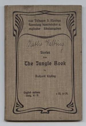 Stories from the Jungle Book.: Kipling, Rudyard