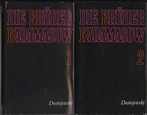 Die Brüder Karamasow. Band 1 und 2.: Dostojewski, Fjodor M.