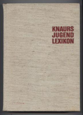 Knaurs Jugend Lexikon.: ohne Angaben
