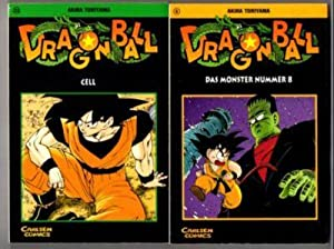 Dragon Ball. Band 6: Das Monster Nummer 12. Band 31: Cell