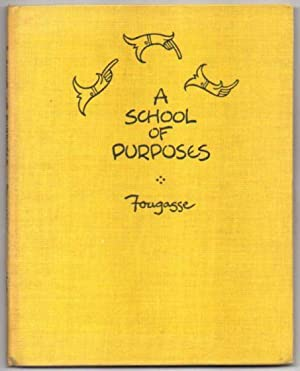 A School of Purposes. A Selection of Fougasse Posters, 1939-1945, introduced.