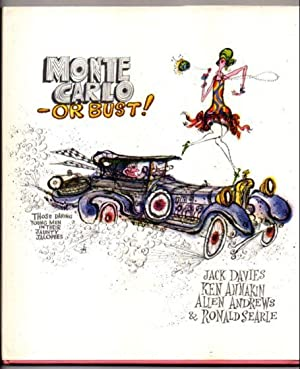 Monte Carlo or bust! - Those daring young men in their jaunty jalopies.