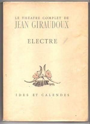 dissertation electre jean giraudoux Lisez ce littérature commentaire d'oeuvre et plus de 42 000 autres dissertation :electre, jean giraudoux le commentaire : electre, jean giraudoux ( 1937) i.