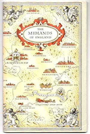 The Midlands of England.: Issued by the