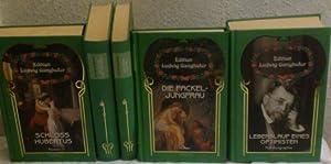 Schloß Hubertus-Roman/Die Trutze von Trutzberg-Roman/Der Jäger von: Ganghofer, Ludwig (Edition