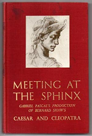 Meeting at the Sphinx by Marjorie Deans.: Deans, Marjorie Gabriel