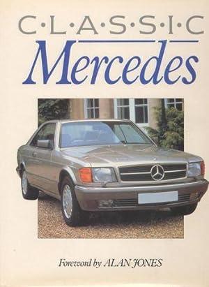 CLASSIC: Mercedes. Text/Bildband.: Bishop, George