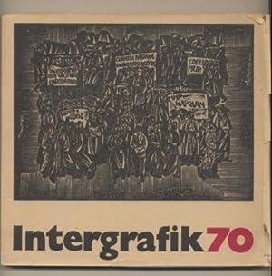 Intergrafik 70. Ausstellungskatalog.: Verband Bildender Künstler